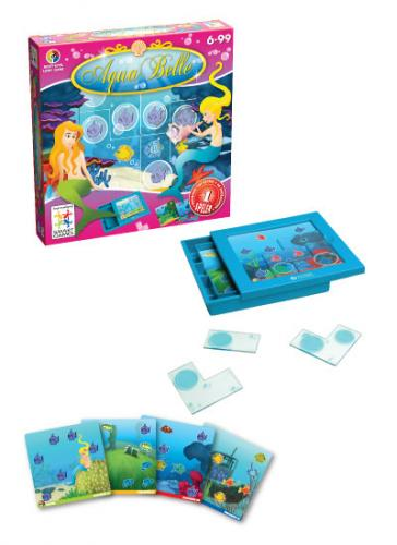 NewSmart Games  - Aqua Belle